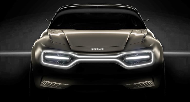 Kia ukáže v Ženevě koncept elektromobilu: Známe podobu jeho přídě