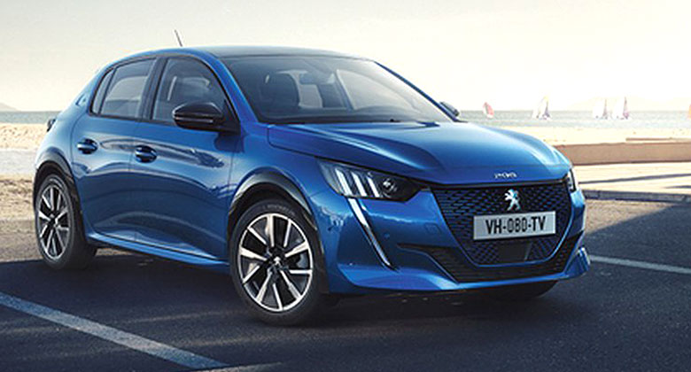 Peugeot 208 unikl na veřejnost ještě před premiérou. Je to prcek inspirovaný 508