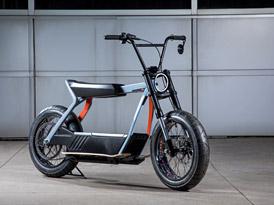 Harley-Davidson zvažuje sdílení a pronájem elektrických skútrů a motorek