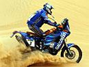 Dakar: Motocyklisté opět závodili, Kaštan na 35. místě