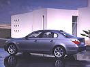 Nové funkce dynamické kontroly stability v BMW 5