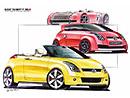 Suzuki Swift  jako kabriolet? Nejdřív za pět let