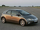 Nová Honda Civic: dotek budoucnosti