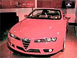 Alfa Romeo Spider: tajná mise v USA