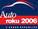 Kdo získá titul Auto roku 2006 v ČR?