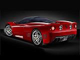 Ferrari Enzo s originálním kabátem od Pininfariny