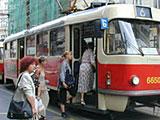 Řidiči tramvaje se neřídí pravidly silničního provozu