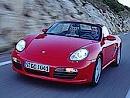 Vyrobeno dvousettisící Porsche Boxster