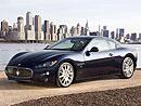 Maserati Granturismo: nové fotografie (převážně) z Alp