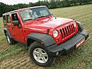 Jeep Wrangler Unlimited: čtyřdveřový model se prodává lépe než dvoudveřový