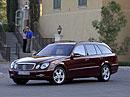 Mercedes-Benz E 200 CDI (100 kW) také jako kombi pod milion Kč (bez DPH)