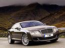 Bentley Continental GT Speed: nejrychlejší svého druhu