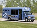 Ford Motor Company dodal Las Vegas dva vodíkové autobusy