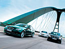 Srovnávací test: Alpina B5 vs. BMW M5 vs. Mercedes-Benz E 63 AMG