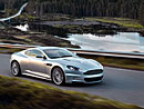 Aston Martin DBS se potkal s DBR9 na okruhu