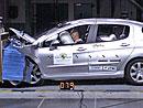 Euro NCAP: 5 hvězd také pro Peugeot 308 (+ video)