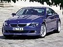 Frankfurt živě: BMW Alpina B6 S Coupe