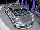 Frankfurt živě: Bugatti Veyron 16.4 Pur Sang – premiéra v nejvyšším lesku