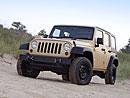 Armádní Jeep J8: Wrangler se vrací do války