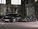 Walz Hardcore / Novitec Rosso F430 Tu Nero: limitovaná krása v černém