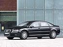 Vl�dn� Audi A8 ve Vltav�