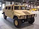 HMMWV: Armádní Hummer z balzy a kompozitů