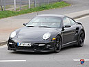 Spy Photos: Facelift i pro Porsche 911 Turbo