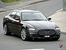 Spy Photos: Maserati Quattroporte se změní