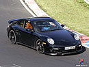 Spy Photos: Porsche 911 Turbo - facelift v Detroitu