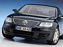 Volkswagen Phaeton Ibeo: brzdí sám na křižovatce