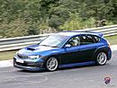 Spy Photos: Subaru Impreza WRX STI v Evropě
