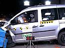 Euro NCAP: Volkswagen Caddy Life - 4 hvězdy i bez hlavových airbagů