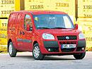 Fiat Dobló Cargo Maxi 1.9 JTD - Nejen streetworker