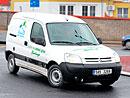 Citroen Berlingo 1.4i GNV 800 Furgon - Ekonomicky i ekologicky