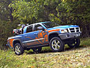 SEMA 2007: Dodge Dakota MX Warrior – Vylez mi na záda