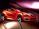 Hyundai Genesis Coup�: skici odhaleny