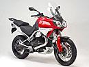 Moto Guzzi Stelvio 1200: velké cestovní enduro z Itálie pro rok 2008