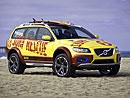 SEMA 2007: Volvo XC70 Surf Rescue Safety – stylový záchranář