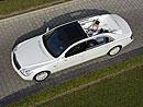 Maybach 62 S Landaulet: Bílý obr s otevřenou střechou (nové fotografie)