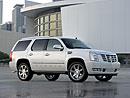 Cadillac Escalade Hybrid: šest litrů a dva elektromotory