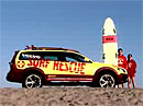 Video: Volvo XC70 Surf Rescue Safety – záchrana pro topící se surfaře