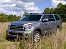 Toyota Sequoia: zapome�te na hybridy, tohle je full-size SUV