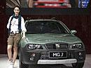 MG3 Crossover: malý čínský scout