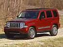 Video: Jeep Cherokee – novinka pro modelový rok 2008
