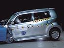Euro NCAP: Daihatsu Materia - japonská škola extravagance se čtyřmi