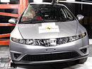 Euro NCAP: Honda Civic - i druhý test jen se čtyřmi hvězdami