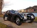 Bugatti 57 SC Atlantic: perla za desítky milionů v Praze