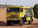 Dakar 2008: Loprais Tatra Team vyr�� na jubilejn� Dakar v pln� s�le