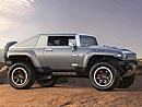 Hummer HX Concept: má se Jeep Wrangler začít bát?