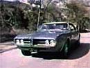 Video: Pontiac Firebird � prvn� model tohoto jm�na se p�edstavuje